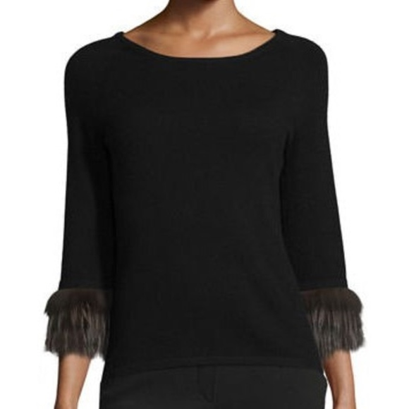 Neiman Marcus Sweaters - Neiman Marcus Cashmere Collection Cashmere Sweater